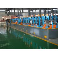China High Frequency Welding Precision Tube Mill , Pipe Diameter 25 - 76mm wholesale
