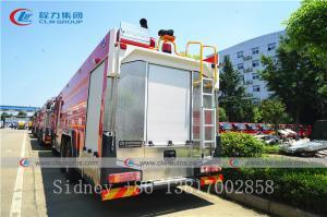 China Dongfeng 153model 4X2 6000liters 6cbm Water Tank Fire Fighting Truck wholesale