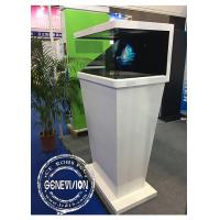 China Kiosk Digital Signage 3d Hologram Projector Pyramid Full HD CE / RoHS Certificated wholesale