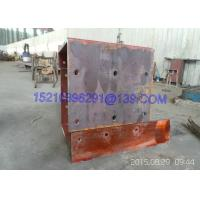 China Industrial Carbon Steel Heavy Metal Fabrication Welded Parts wholesale