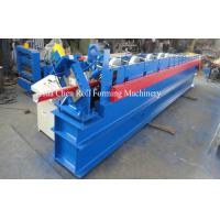 China Australia Market Steel Rain Water Gutter Roll Forming Machine With Auto Punching wholesale