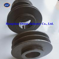 China BK25 V Belt Single Double Groove Pulley Wheel on sale