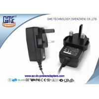 China 1.5m Cable UK 12V 1A Universal AC DC Power Adapter With CE / ROHS Certificated wholesale