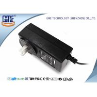 Buy cheap Factory Wholesale 24v 1.5a US plug Wall Mounted Power Adapter with UL, FCC from wholesalers