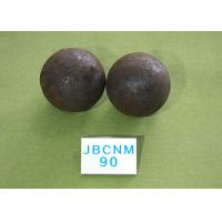 Quality High Performance Grinding Media Balls B3 D90MM Hot Rolling Steel Balls with for sale