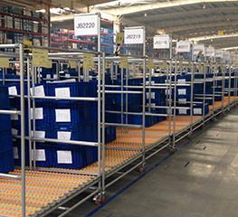 China Tubular Framing Assembly System wholesale
