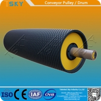 China Cement Industry CEMA Belt Conveyor Drum Pulley wholesale