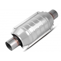 China 2 Inch 3.5L Car Catalytic Converter wholesale