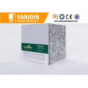 China Styrofoam EPS Concrete Sandwich Panel For Turnkey Fast Build Hotel Project wholesale