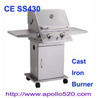 China Grills Gas Barbecue 2 burner wholesale