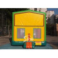 China Commercial Dora Module Inflatable Bounce Houses High Durability wholesale