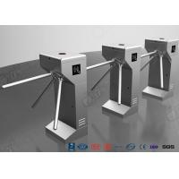 China Entrance Control Solutions Tripod Access System Electric With Card Collector wholesale