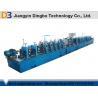 China Straight Seam ERW Tube Welding Line , DB10mm Round Or Rectangular Pipe Milling Machine wholesale