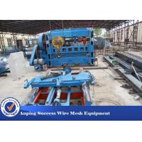 China Different Type Perforated Metal Machine , Expanded Metal Wire Welding Machine wholesale