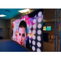 High Resolution Outdoor LED Video Screen Rental , Advertising LE Display Screen P4