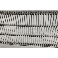 China Width 0.5m-2m Wire Mesh Conveyor Belt For Pizza / Chocolate / Food Industry wholesale