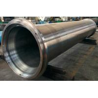 China Cast Iron Steel Centrifugal Casting Pipe Metal Products  Ra 1.6 Roughness ISO 9001  2008 Max length 8000 mm wholesale