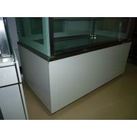 Quality 3°C - 6°C / Chiller Customize Cake Display Freezer Color For Supermarket for sale