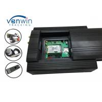 China 3g Video Car Camera Alarm System HDD Mobile DVR With G-Shock Geofence Panic Button wholesale