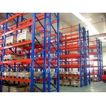 China Electrostatic Spraying Industrial Storage Rack , Selective Pallet Racking System wholesale