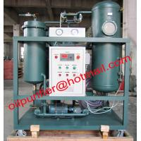 China Gas Turbine oil filtering unit, Oil Purification Plant for breaking emulsification wholesale