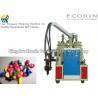 China Low Pressure Polyurethane Foam Machine For Soft Trinkets Making 380V / 220V wholesale