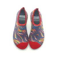 China Colorful Soft Aqua Socks Water Skin Shoes Quick Dry Customized Printing wholesale