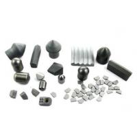 China Custom Special Tungsten Carbide Tool , Tungsten Carbide Mining Machinery Parts wholesale