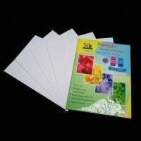 China Glossy Photo Paper 190g in A3, 20 Sheets wholesale