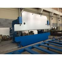 China High Efficiency CNC Hydraulic  3mm 100 Ton Press Brake & Bending Machine wholesale