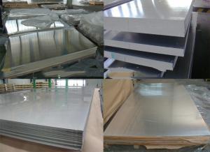 China 6160 Anodized Aluminum Plate wholesale