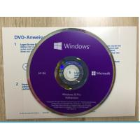 China 32 Bit Windows 10 Pro OEM Key , Full Version Windows 10 License Key wholesale