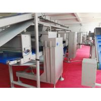 Buy cheap High Automation Donut Production Line with Industrial Dough Sheeting Solution from wholesalers