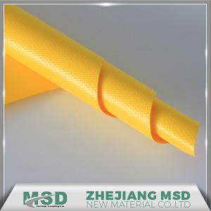 China 800gsm Glossy PVC Coated Tarpaulin / Inflatable Tents Plastic Tarpaulins Fabric wholesale