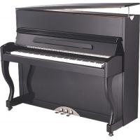 China European Style 123cm 88 Key Polished Acoustic Upright Piano AG-123B1 wholesale