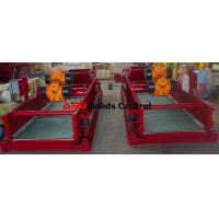 Quality High quality Well drilling fluids solids control linear motion shale shakers for sale for sale