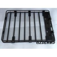 China Heavy Duty 4runner Roof Rack System , Steel Powder Coating Car Top Carrier wholesale