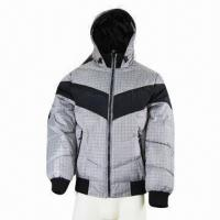 China Men's winter jacket, water-repellent, classic wholesale