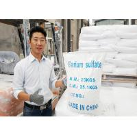 China ElNECS No. 231-784-4 Ultrafine Barium Sulphate Paint  Low Oil Absorption wholesale