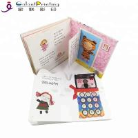 China Custom Die - Cutting Children'S Board Book Printing Film Lamination For Education wholesale