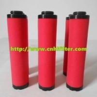 Buy cheap Oil and gas separation filter and High standard natural gas coalescer filter from wholesalers