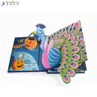 China Full Color Fairy Children'S Pop Up Story Books Pop Up Interactive Books wholesale