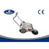 Buy cheap Electric Industrial Manual Push Vacuum Floor Sweeper For Coarse Road Walk Behind from wholesalers