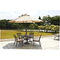 China outdoor cast aluminum furniture-4025 wholesale
