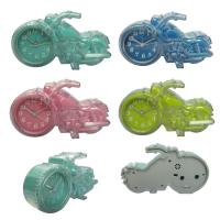 China motorbike shape table clock for home decoration wholesale