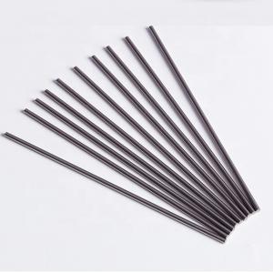 China YG6 YG8 Tungsten Carbide Round Bar ,  100% Virgin Tungsten Alloy Rod on sale