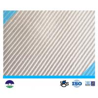 Buy cheap Flat Loom PET Anticorrosion Woven Geotextile 460G Separation Fabric from wholesalers