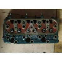 Quality D722 Engine Cylinder Head Assy For Excavator Machinery Kubota Engine Parts for sale
