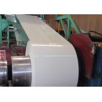 China Cold Rolled Coated Steel Coils , Coil Coating PaintFor Roof Color Tile wholesale