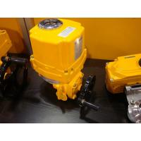 Buy cheap High Protection Standard Electric Rotary Actuator Precise / Wear Resistant For Ball Valve from wholesalers